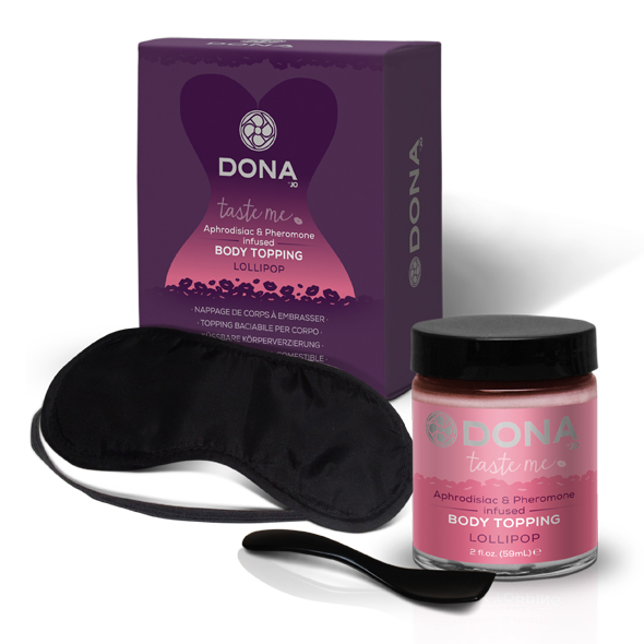 Dona - Body Topping Lollipop 60 ml   Online Sexshop Eroware Sexshop Sexspeeltjes