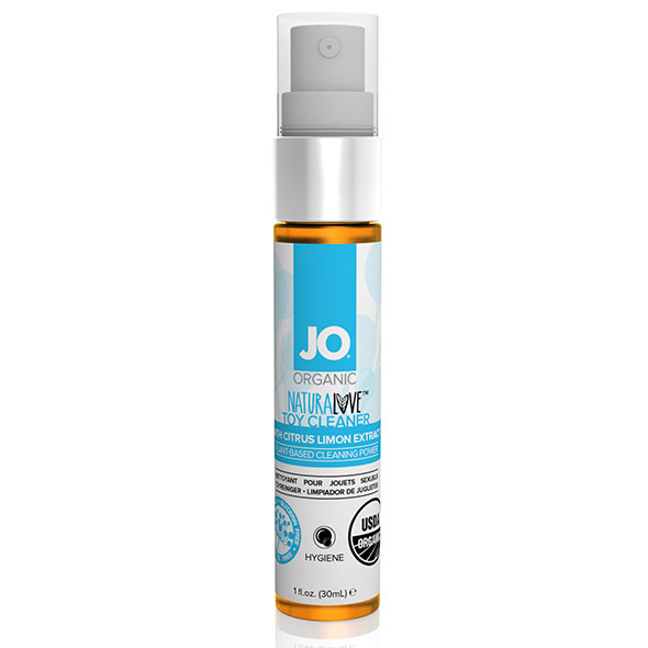 System JO - Organic NaturaLove Toy Cleaner 30 ml Online Sexshop Eroware Sexshop Sexspeeltjes