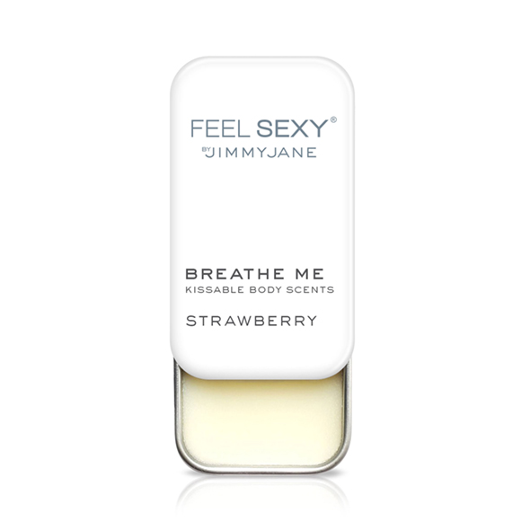Jimmyjane - Breathe Me Body Scents Strawberry Online Sexshop Eroware Sexshop Sexspeeltjes