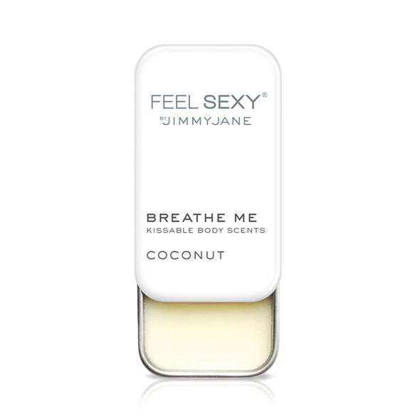 Jimmyjane - Breathe Me Body Scents Kokosnoot Online Sexshop Eroware Sexshop Sexspeeltjes