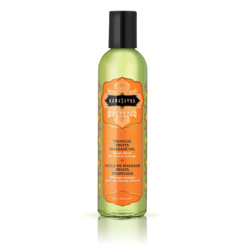 Kama Sutra - Naturals Massage Oil Tropical Fruits 236 ml
