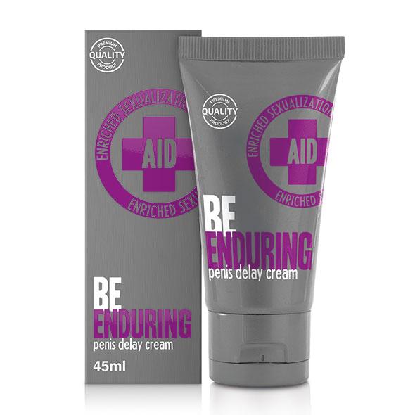 Aid - Be Enduring Penis Delay Cream Online Sexshop Eroware Sexshop Sexspeeltjes