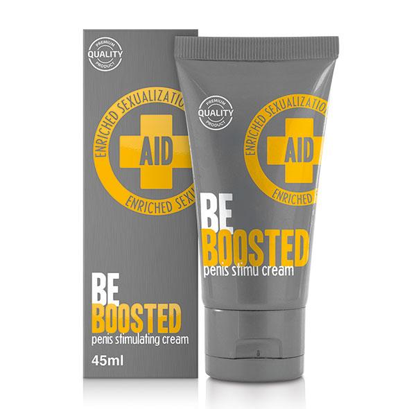 Aid - Be Boosted Penis Stimu Cream Online Sexshop Eroware Sexshop Sexspeeltjes