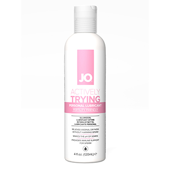 System JO - Actively Trying (TTC) Original Lubricant 120 ml
