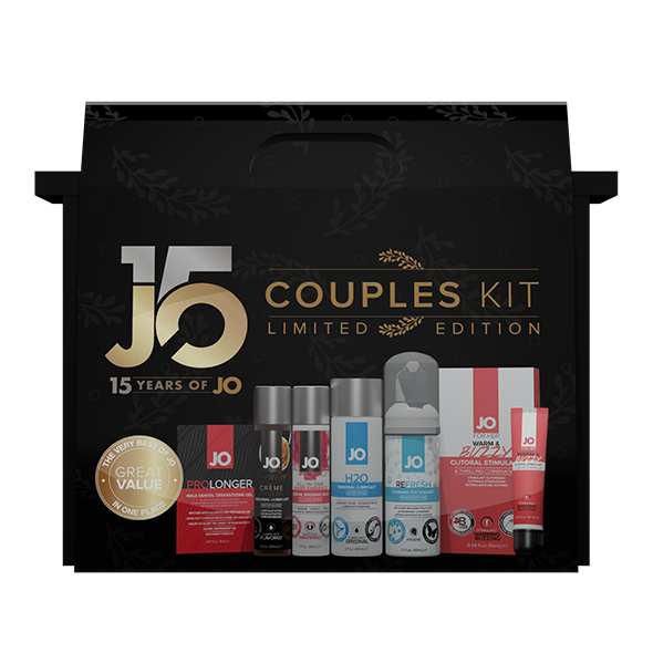 System JO - Limited Edition Gift Set Couples Kit 15th Birthday Promotion Online Sexshop Eroware Sexshop Sexspeeltjes