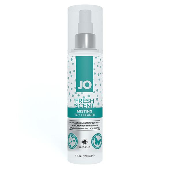 System JO - Misting Toy Cleaner Fresh Scent Hygiene 120 ml Online Sexshop Eroware Sexshop Sexspeeltjes