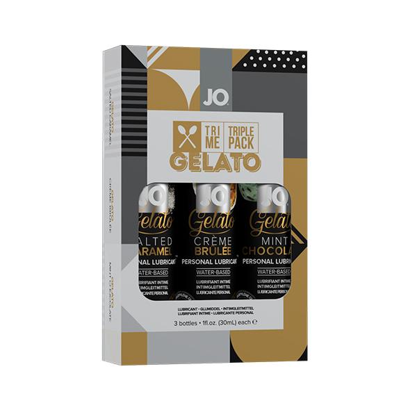 System JO - Tri Me Triple Pack Gelato Online Sexshop Eroware Sexshop Sexspeeltjes
