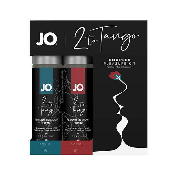 System JO - 2 to Tango Couples Pleasure Kit Online Sexshop Eroware Sexshop Sexspeeltjes