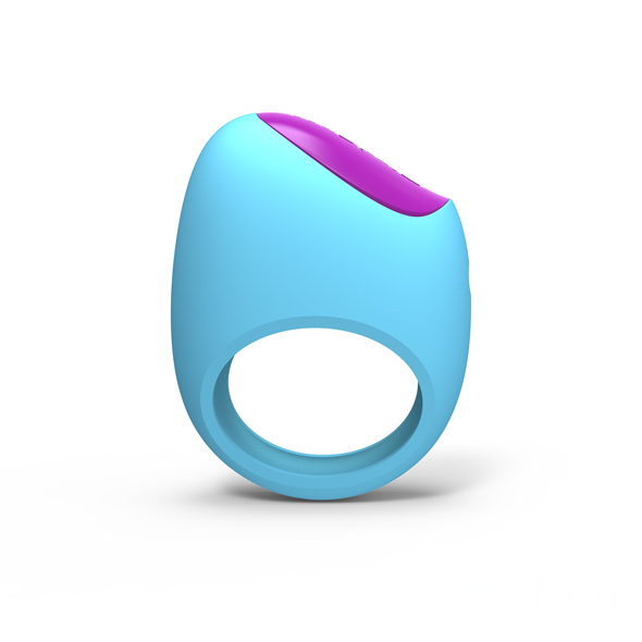 Picobong - Remoji Lifeguard Ring Vibe Blauw Online Sexshop Eroware Sexshop Sexspeeltjes