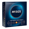 My Size - Natural Latex Condom 57 Width 3 pcs Sexshop Eroware -  Sexartikelen