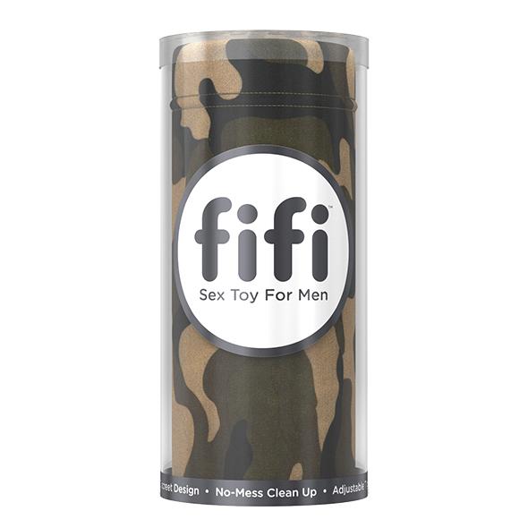 Fifi - Masturbator met 5 Sleeves Camouflage  Online Sexshop Eroware Sexshop Sexspeeltjes