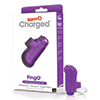 The Screaming O - Charged FingO Finger Vibe Purple Sexshop Eroware -  Sexartikelen