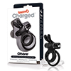 The Screaming O - Charged Ohare Rabbit Vibe Black Sexshop Eroware -  Sexspeeltjes
