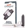 The Screaming O - Charged Positive Vibe Grey Sexshop Eroware -  Sexspeeltjes