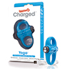 The Screaming O - Charged Yoga Vibe Ring Blue Sexshop Eroware -  Sexspeeltjes