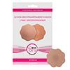 Bye Bra - Siliconen Tepel Covers Huidskleur 2 Paar (DE) Sexshop Eroware -  Sexspeeltjes