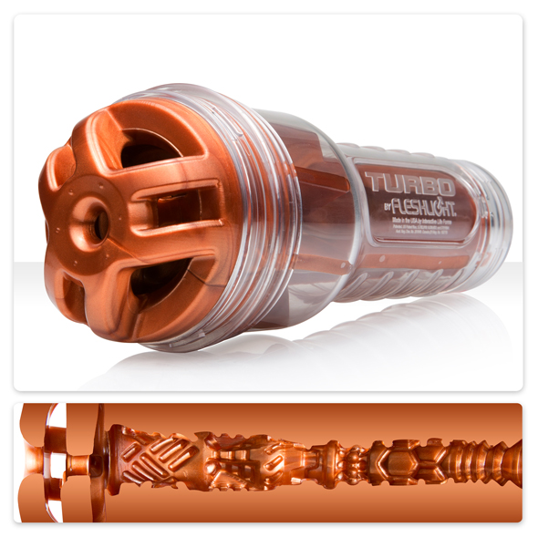 Fleshlight - Turbo Ignition Copper Online Sexshop Eroware Sexshop Sexspeeltjes
