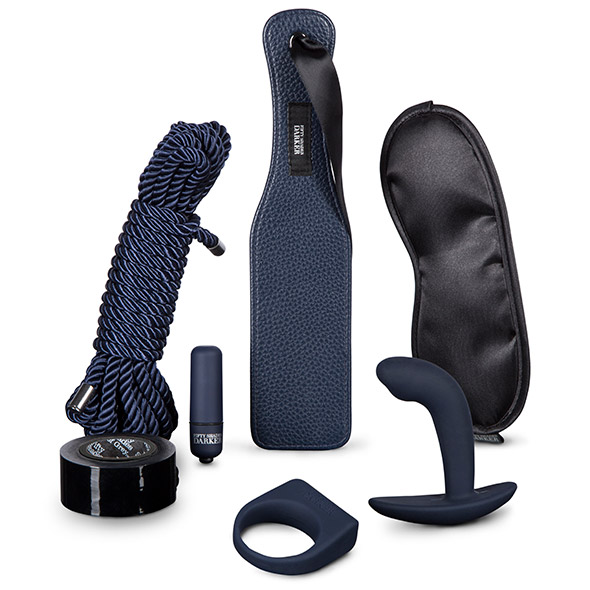 Fifty Shades of Grey - Darker Dark Desire Advanced Couples Kit Online Sexshop Eroware Sexshop Sexspeeltjes