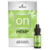 Sensuva - ON Arousal Oil for Her Hemp Oil Infused 5 ml Sexshop Eroware -  Sexspeeltjes