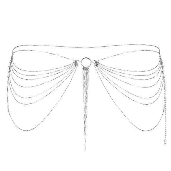 Bijoux Indiscrets - Magnifique Taille Sieraad Zilver Online Sexshop Eroware Sexshop Sexspeeltjes
