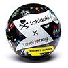 Tokidoki - Textured Pleasure Cup Stars Sexshop Eroware -  Sexspeeltjes