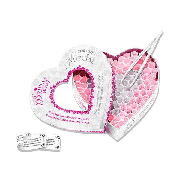 Bridal Heart & Corazon Nupical (EN-ES) Online Sexshop Eroware Sexshop Sexspeeltjes
