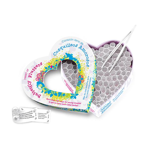 Heart of Butterfly Flutters & Corazon lleno de Cosquilleos Amorosos (EN-ES) Online Sexshop Eroware Sexshop Sexspeeltjes