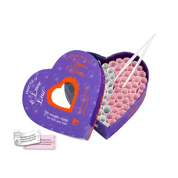 Heart Full of Love & Lust & Corazon lleno de Amor & Deseo (EN-ES) Online Sexshop Eroware Sexshop Sexspeeltjes