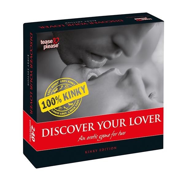 Discover Your Lover 100% Kinky (EN) Online Sexshop Eroware Sexshop Sexspeeltjes