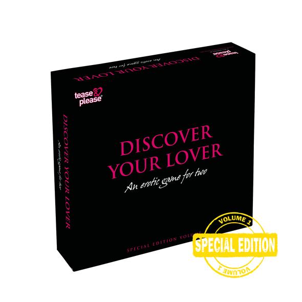 Discover Your Lover Special Edition (EN) Online Sexshop Eroware Sexshop Sexspeeltjes