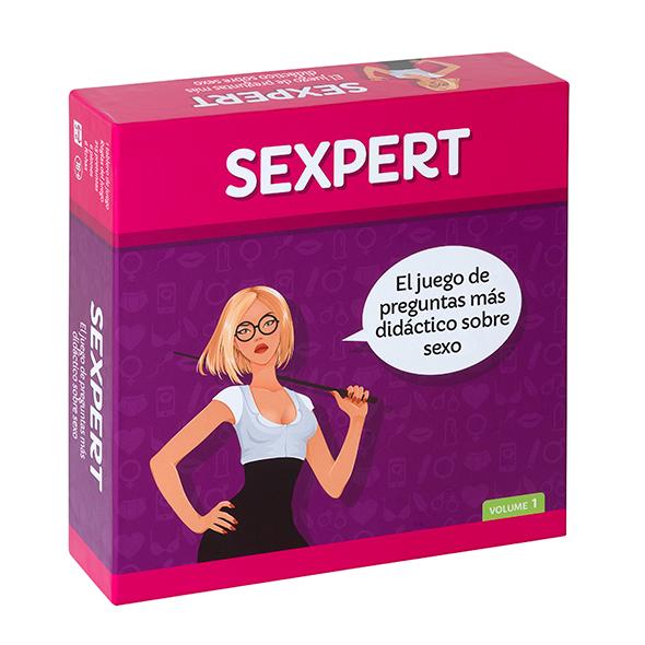 Sexpert (ES) Online Sexshop Eroware Sexshop Sexspeeltjes