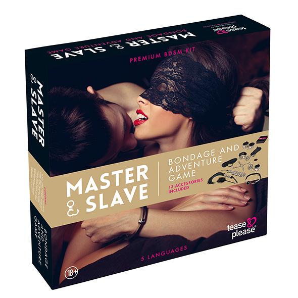 Master & Slave Bondage Game Beige (NL-EN-DE-FR-ES-IT-SE-NO-PL-RU) Online Sexshop Eroware Sexshop Sexspeeltjes