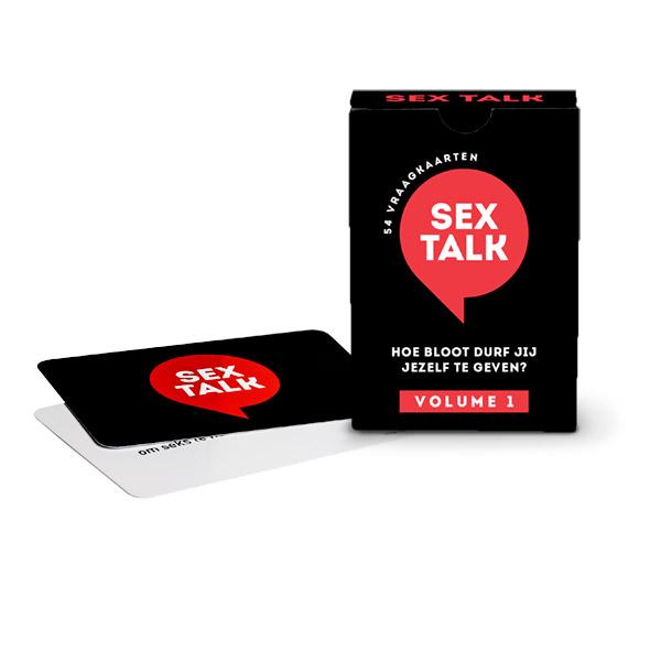 Sex Talk Volume 1 (NL) Online Sexshop Eroware Sexshop Sexspeeltjes