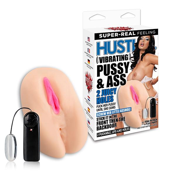 Hustler - Tera Patrick Vibrating Pussy & Ass Online Sexshop Eroware Sexshop Sexspeeltjes