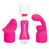 Bodywand - Rechargeable Mini Pink with Attachment Sexshop Eroware -  Sexspeeltjes