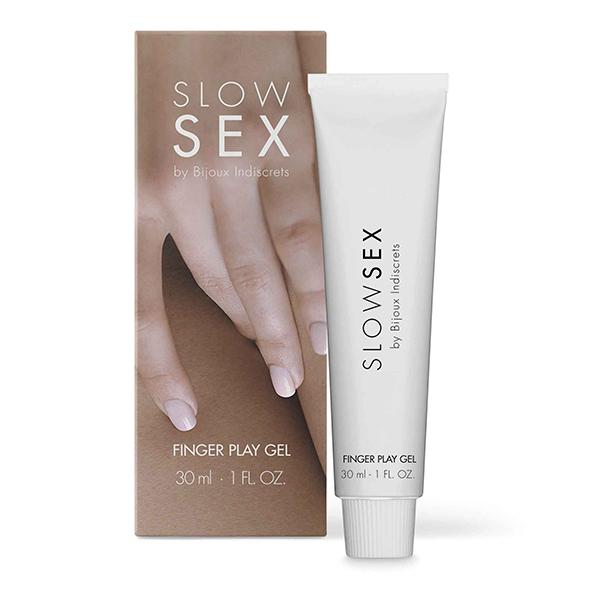 Bijoux Indiscrets - Slow Sex Vinger Play Gel Online Sexshop Eroware Sexshop Sexspeeltjes