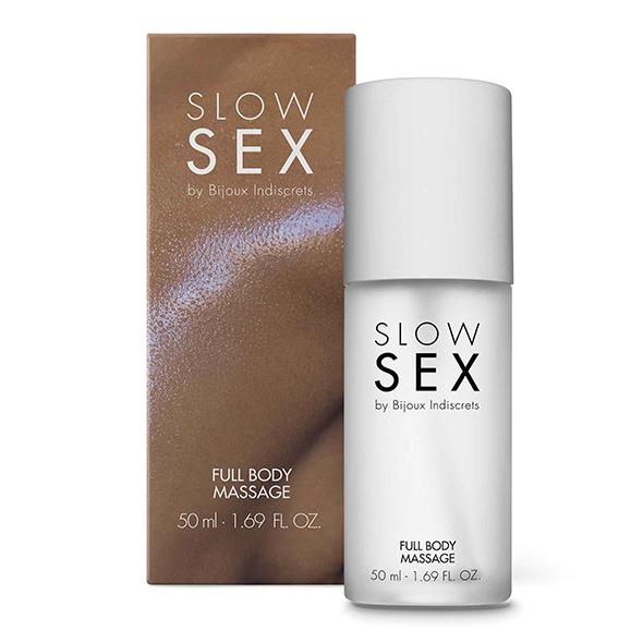 Bijoux Indiscrets - Slow Sex Full Body Massage Online Sexshop Eroware Sexshop Sexspeeltjes