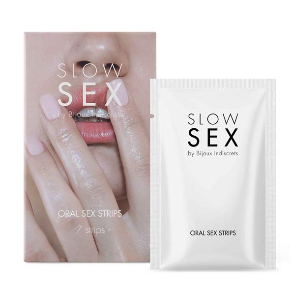 Bijoux Indiscrets - Slow Sex Orale Seks Strips Online Sexshop Eroware Sexshop Sexspeeltjes