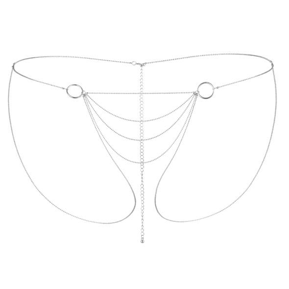 Bijoux Indiscrets - Magnifique Bikini Ketting Zilver Online Sexshop Eroware Sexshop Sexspeeltjes