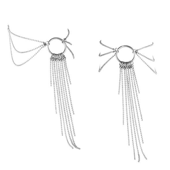 Bijoux Indiscrets - Magnifique Feet Chain Silver Online Sexshop Eroware Sexshop Sexspeeltjes
