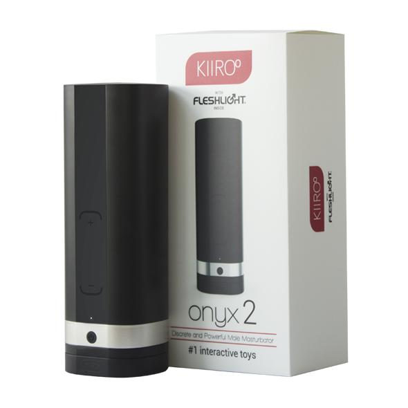 Kiiroo - Onyx 2 Teledildonic Masturbator Online Sexshop Eroware Sexshop Sexspeeltjes