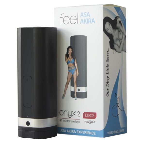 Kiiroo - Onyx 2 Teledildonic Masturbator Asa Akira Online Sexshop Eroware Sexshop Sexspeeltjes