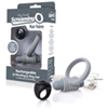The Screaming O - Charged Remote Control Bullet and Ring for Him Grey Sexshop Eroware -  Sexspeeltjes
