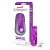 The Screaming O - Charged Oyeah Plus Ring Purple Sexshop Eroware -  Sexspeeltjes