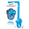 The Screaming O - Charged Skooch Ring Blue Sexshop Eroware -  Sexartikelen