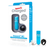 The Screaming O - Charged Remote Control Vooom Bullet Blue Sexshop Eroware -  Sexartikelen