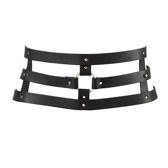 Bijoux Indiscrets - Maze Wide Belt Black Online Sexshop Eroware Sexshop Sexspeeltjes