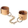 Bijoux Indiscrets - Maze Wide Cuffs Brown Sexshop Eroware -  Sexspeeltjes