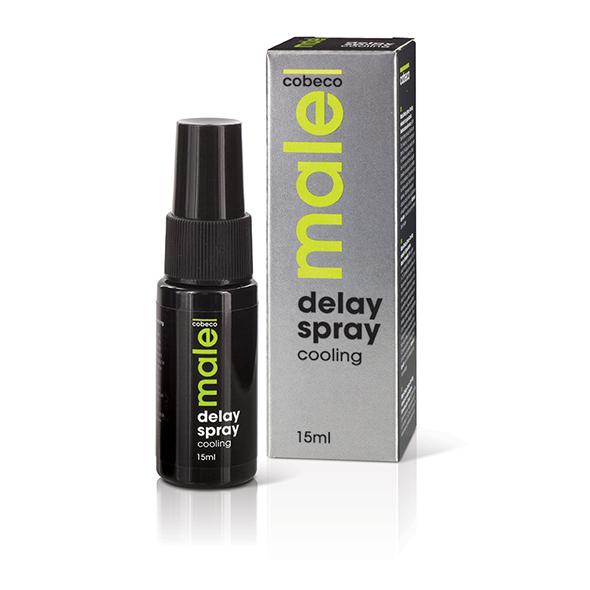 Male - Delay Spray Cooling 15 ml Online Sexshop Eroware Sexshop Sexspeeltjes