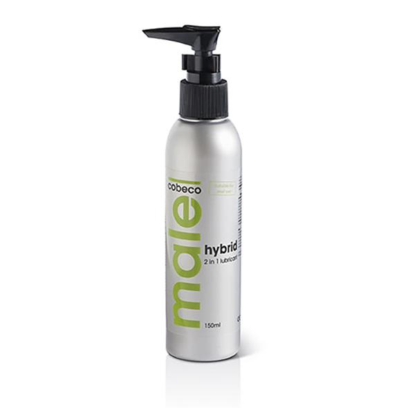 Male - Hybrid 2 in 1 Lubricant 150 ml Online Sexshop Eroware Sexshop Sexspeeltjes